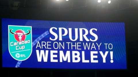Tottenham win