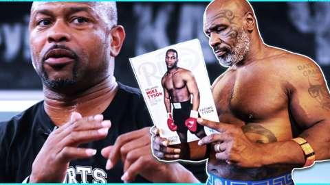 Roy Jones Jr & Mike Tyson
