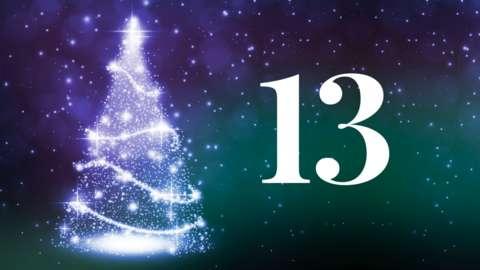 Advent calendar day 13