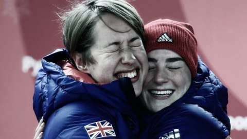Olympic champion Lizzy Yarnold and bronze medallist Laura Deas spent almost a decade together on the British Skeleton programme.