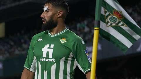 Nabil Fekir of Real Betis