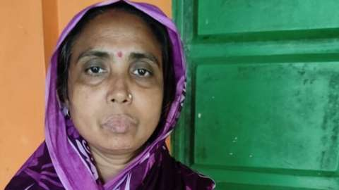 Bangladesh Hindu woman – Bonolata Das