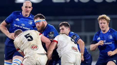 Leinster Ulster