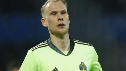Pontus Dahlberg is a former Sweden Under-21 international