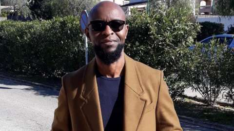 Former Nigeria internationalFinidi George