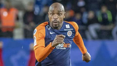 Senegal and Montpellier's Souleymane Camara