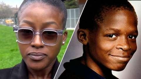 Grace Boyega and Damilola Taylor