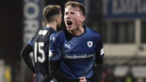 Raith Rovers' Regna Hendry