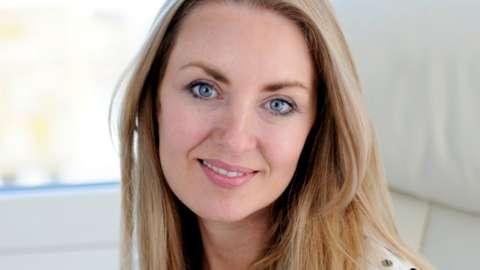 BBC Radio 5 Live presenter Hayley Hassall