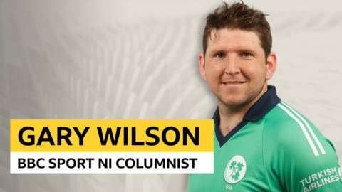 Ireland wicketkeeper-batsman Gary Wilson missed the Abu Dhabi tour because of the birth of his son Oscar