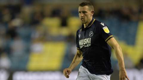 Millwall defender Murray Wallace