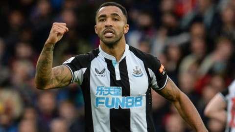 Callum Wilson, Newcastle United, overhead kick, Crystal Palace