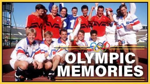Stephen Martin Olympic Memories