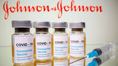 The Johnson & Johnson vaccine