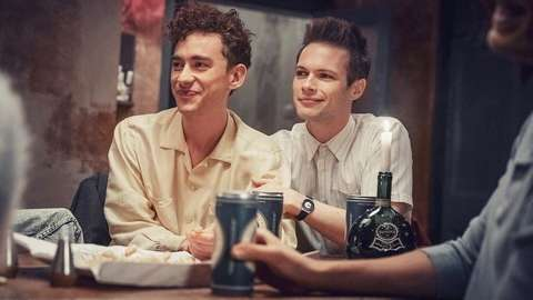 Olly Alexander and Nathaniel Hall starring in It's A Sin