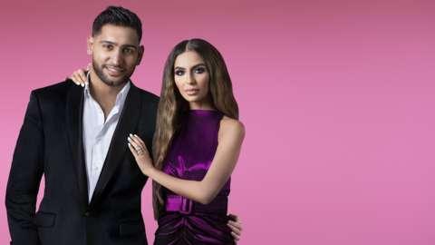 Amir and Faryal Khan