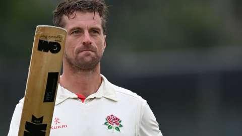 Lancashire captain Dane Vilas