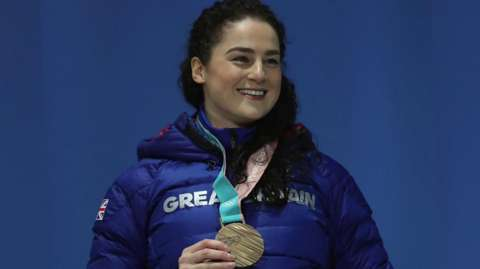 Winter Olympic bronze medallist Laura Deas prepares for the 2019/20 World Cup season