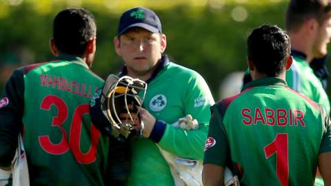 Ireland to play Bangladesh