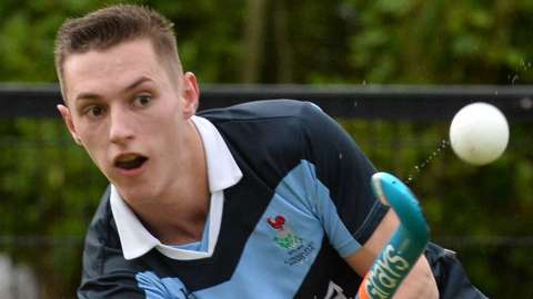 James Lorimer struck twice for Ulster side Lisnagarvey in Saturday's victory