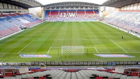DW Stadium