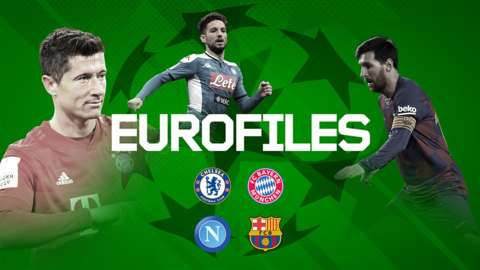 Uefa Champions League players to watch