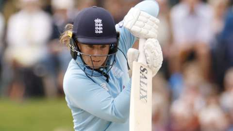 England's Tammy Beaumont