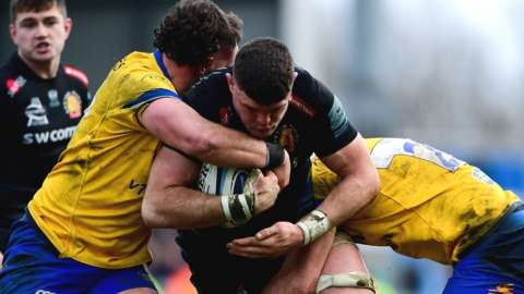Bath v Exeter Chiefs