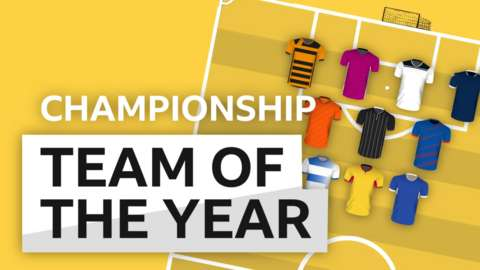 Championship team of the year