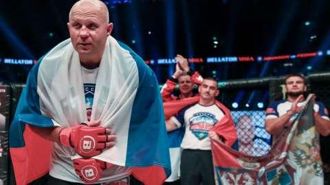 Bellator 269: Fedor Emelianenko