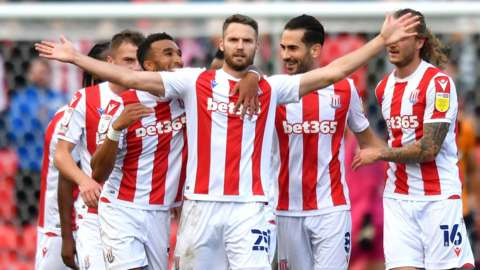 Nick Powell now has four goals in six appearances for Stoke City this season