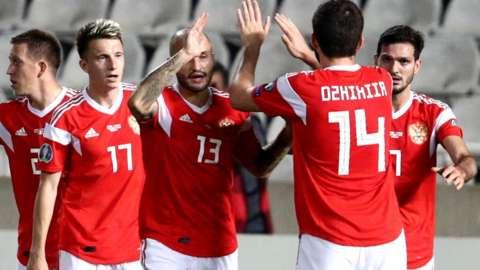 Cyprus v Russia