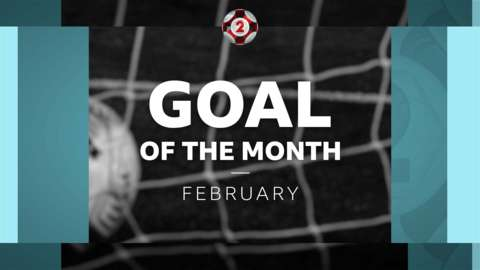 Goal of the Month graphic