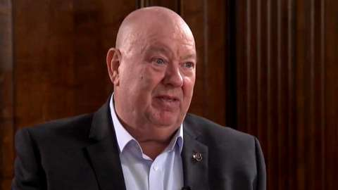 Liverpool Mayor Joe Anderson