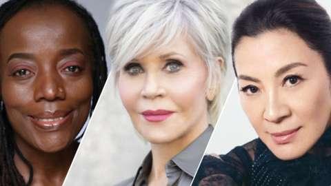 Tsitsi Dangarembga, Jane Fonda, Michelle Yeoh
