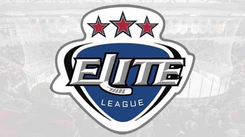 Elite Ice Hockey League Logo