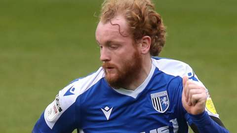 Former Tottenham Hotspur youngster Connor Ogilvie made 171 appearances and scored 10 goals in his four years at Gillingham