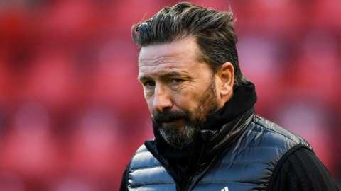 Derek McInnes joined Aberdeen in April 2013