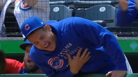 Chicago Cubs player
