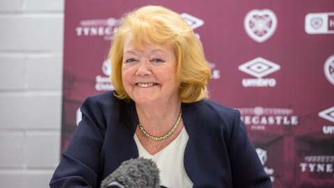 Anne Budge Hearts owner