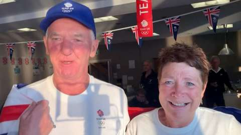 Les and Vivian Bithell