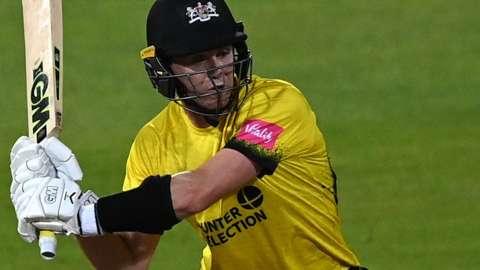 Gloucestershire batsman Ian Cockbain
