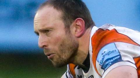 Chris Pennell has spent his entire career at Worcester Warriors