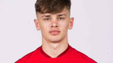 Alex Mann has come through Wales' age-group system