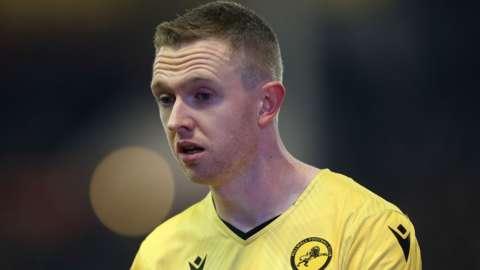 Millwall's Shane Ferguson