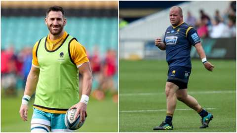 Worcester forwards Matt Cox and Callum Black are both to hang up their boots to concentrate on a career in business