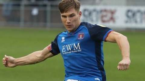 Gavin Reilly joins Livingston after six months with Carlisle United
