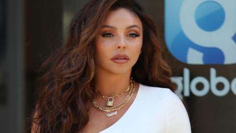 Jesy Nelson, formerly of Little Mix