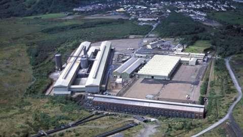Fort William smelter