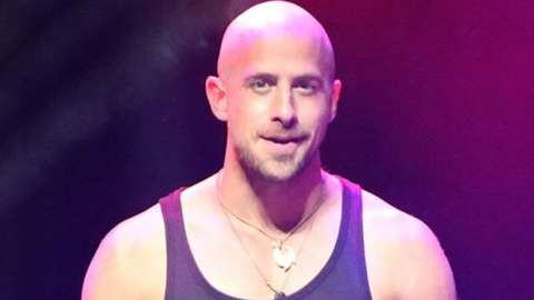 Jonathan Goodwin has performed on-stage as one of The Illusionists